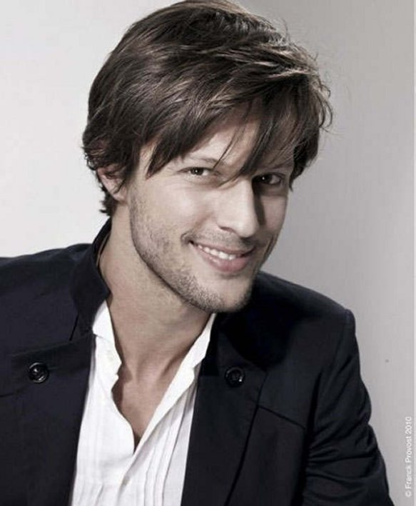 Cool Medium Hairstyles For Men 2013 Easy Men Haircut Styles